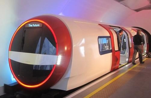 西门子推出新型地铁车辆